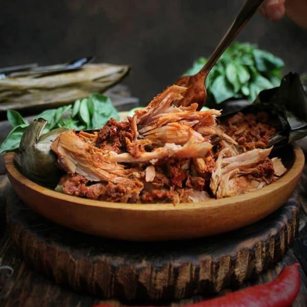 resep pepes ikan tongkol