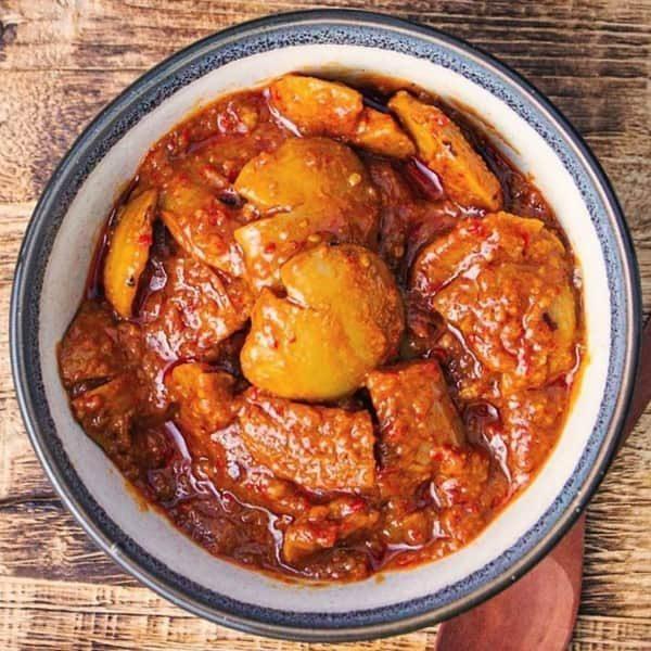 resep semur jengkol pedas spesial beserta resep bumbu semur jengkol sunda - betawi (jawa) kecap manis dan cara membuat semur jengkol pedas dan empuk enak yang sederhana ala rumahan untuk kamu masak - bikin sekarang juga